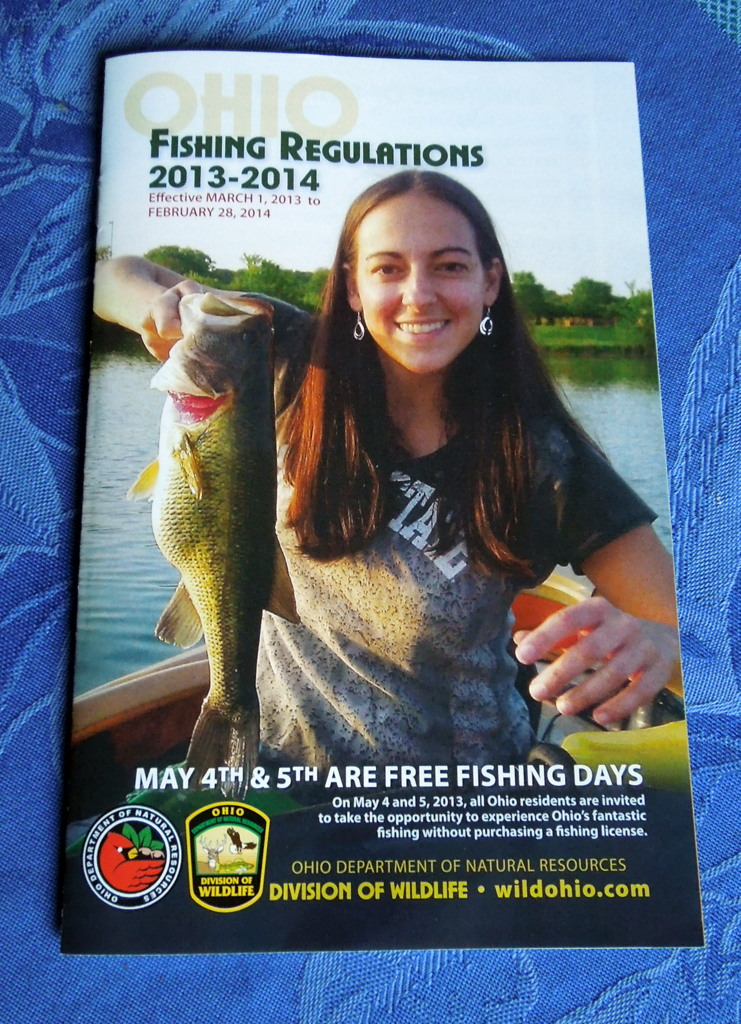 Ohio fishing regulations 2013 2014 provides friendly and for Ohio state fishing license