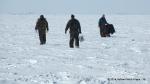 Ice Fisherman Put in Bay