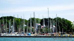 Toledo to Put-in-Bay race