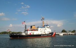 Coast Guard Cutter Put in Bay