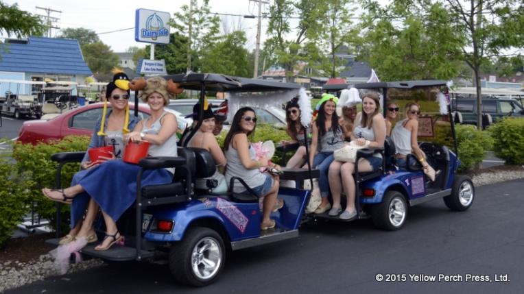 Golf Cart Girls