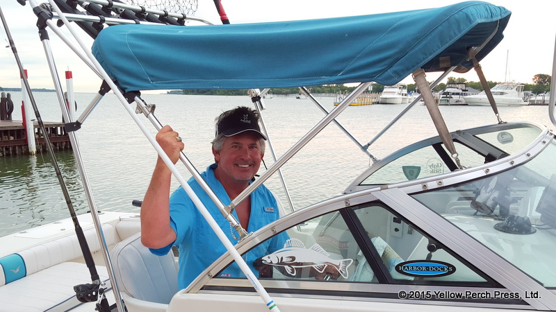 Put in bay go fish says captain cliff for Put in bay fishing charter