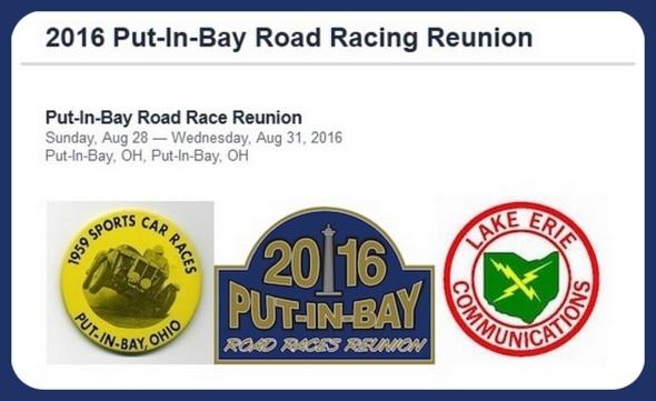 Put in Bay Road Racing