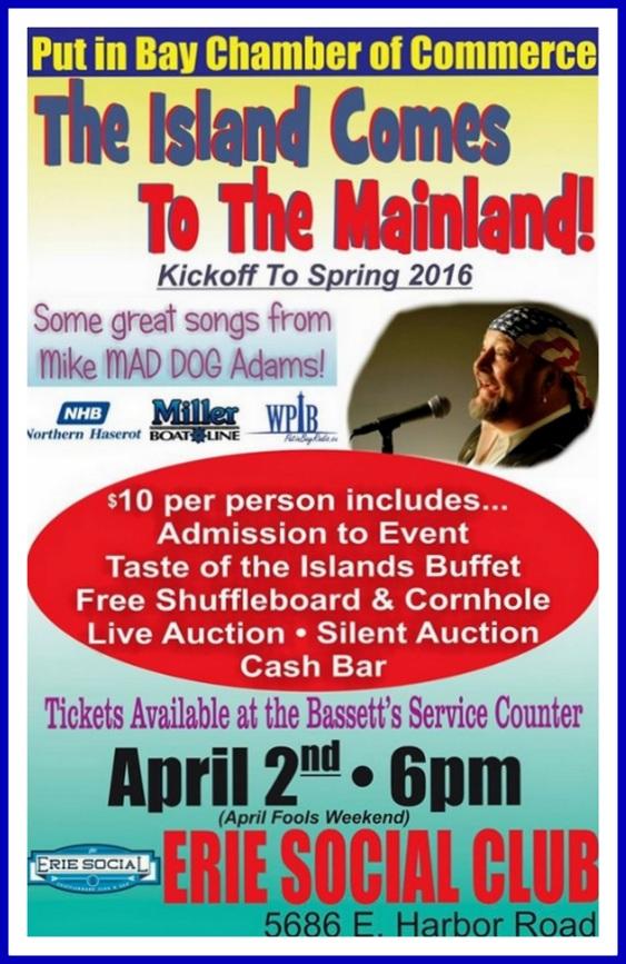 island spring kickoff