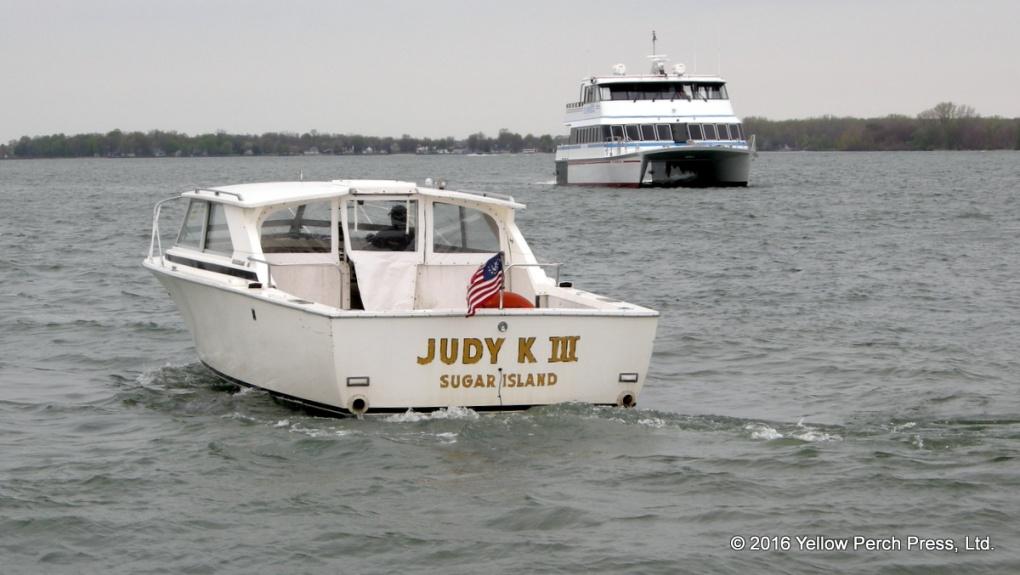 Put in Bay Blessing of Fleet