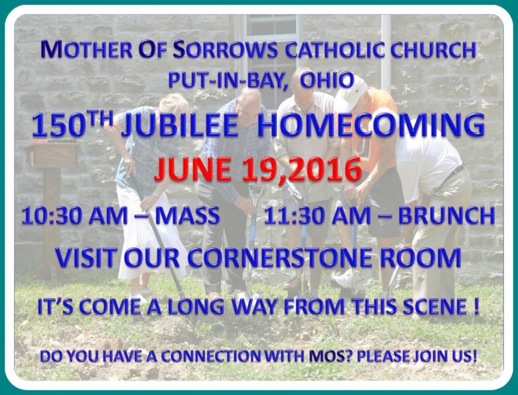 Catholic church Put in Bay