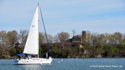 sailing Put in Bay