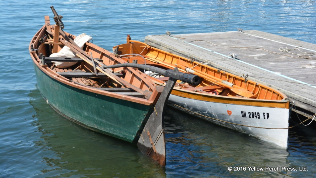 old style boats
