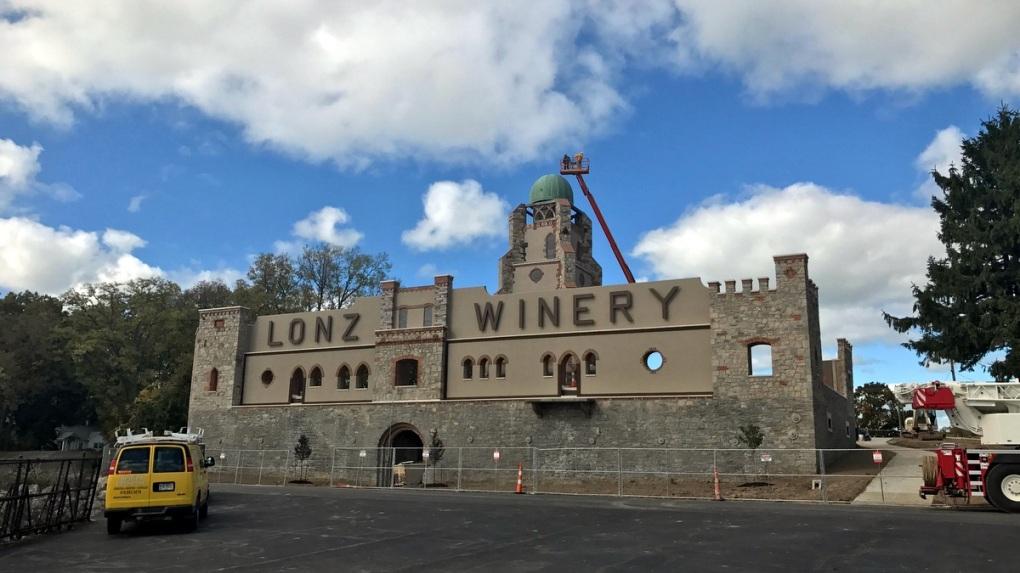 Lonz Winery Middle Bass Island