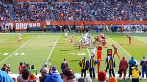 Giants vs. Browns, 27 November 2016