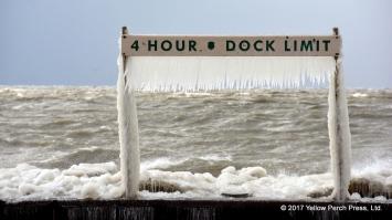 SBI State Park ice