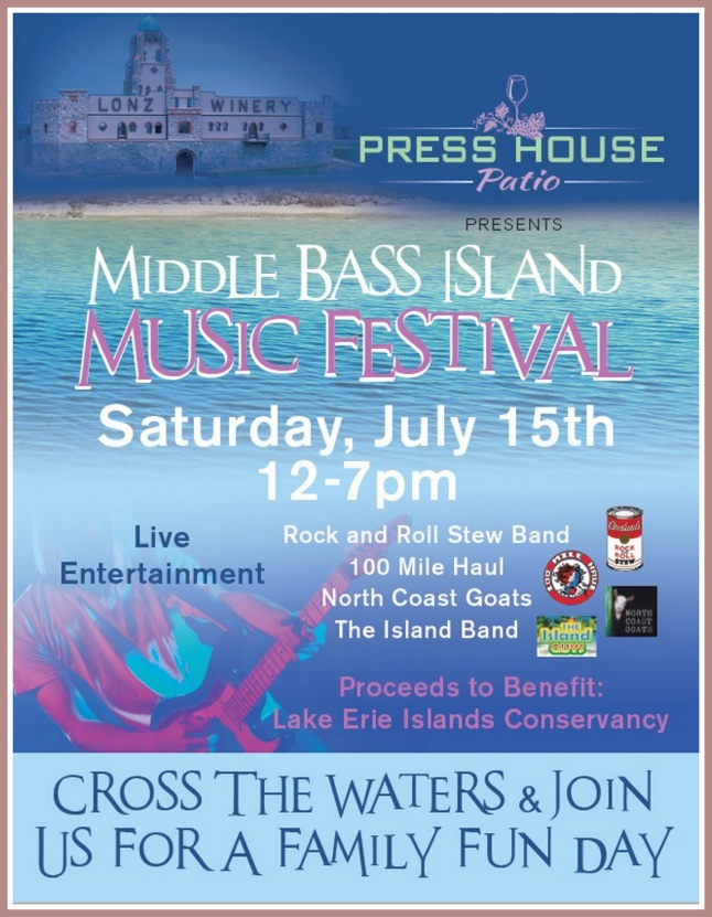 Middle Bass Island Mjusic
