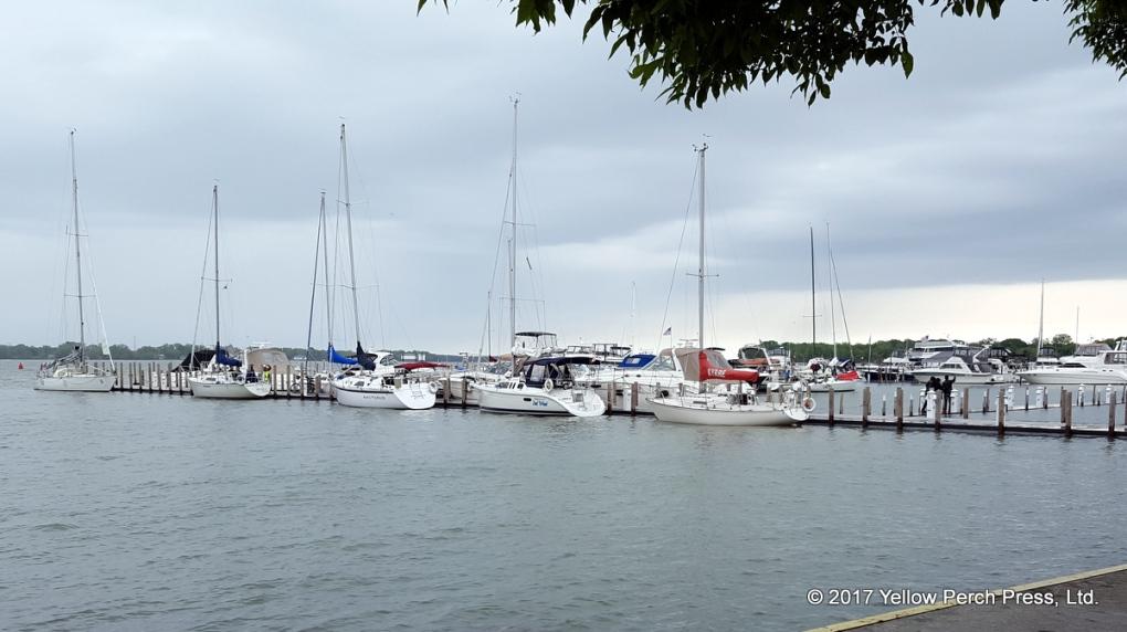 Put in Bay sailboats