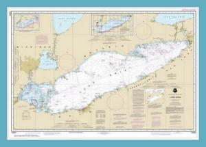 Lake Erie Navigation