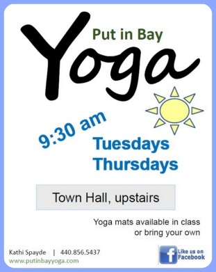Put in Bay Yoga