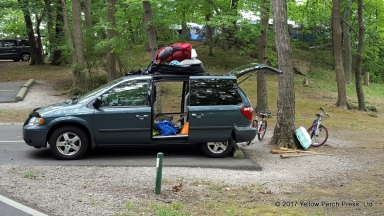 Put in Bay camping