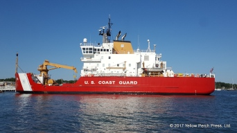 USCGC 30 Mackinaw