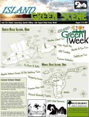 Island Green Week