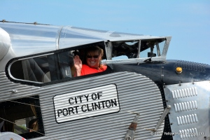 Ford TriMotor Put in Bay