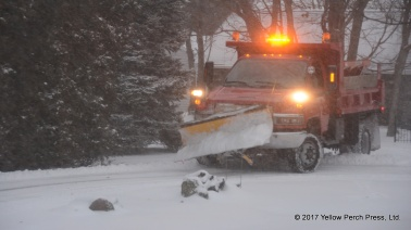 Put in Bay snowplow