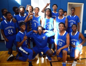 Woodward High School Basketball