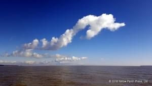 Lake Erie clouds