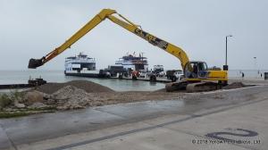 Put in Bay Lime Kiln Dock