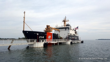 USCG Buoy Tender Holllyhock