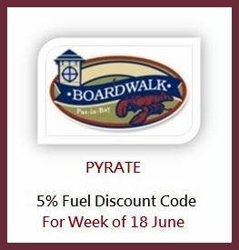Boardwalk Fuel Discount