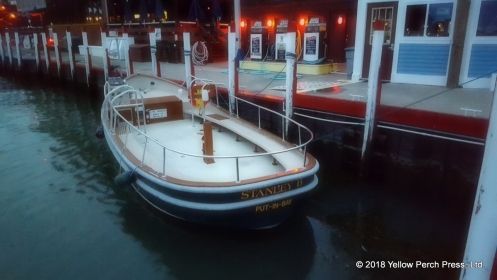 Put in Bay harbor taxi