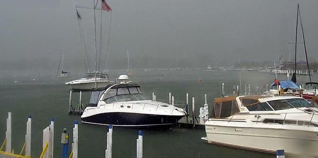 Miller Boat Line webcam