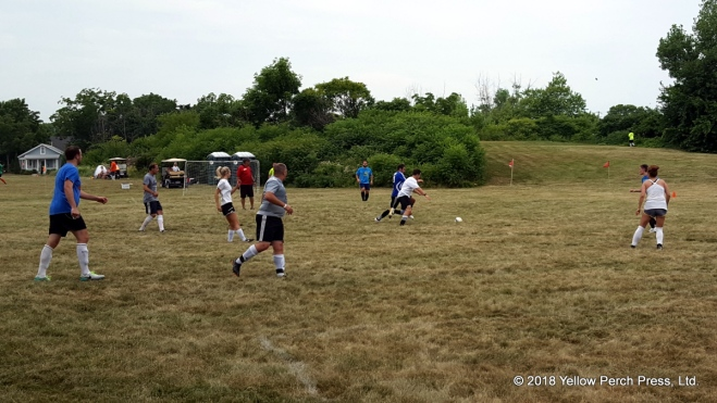 Put in Bay soccer